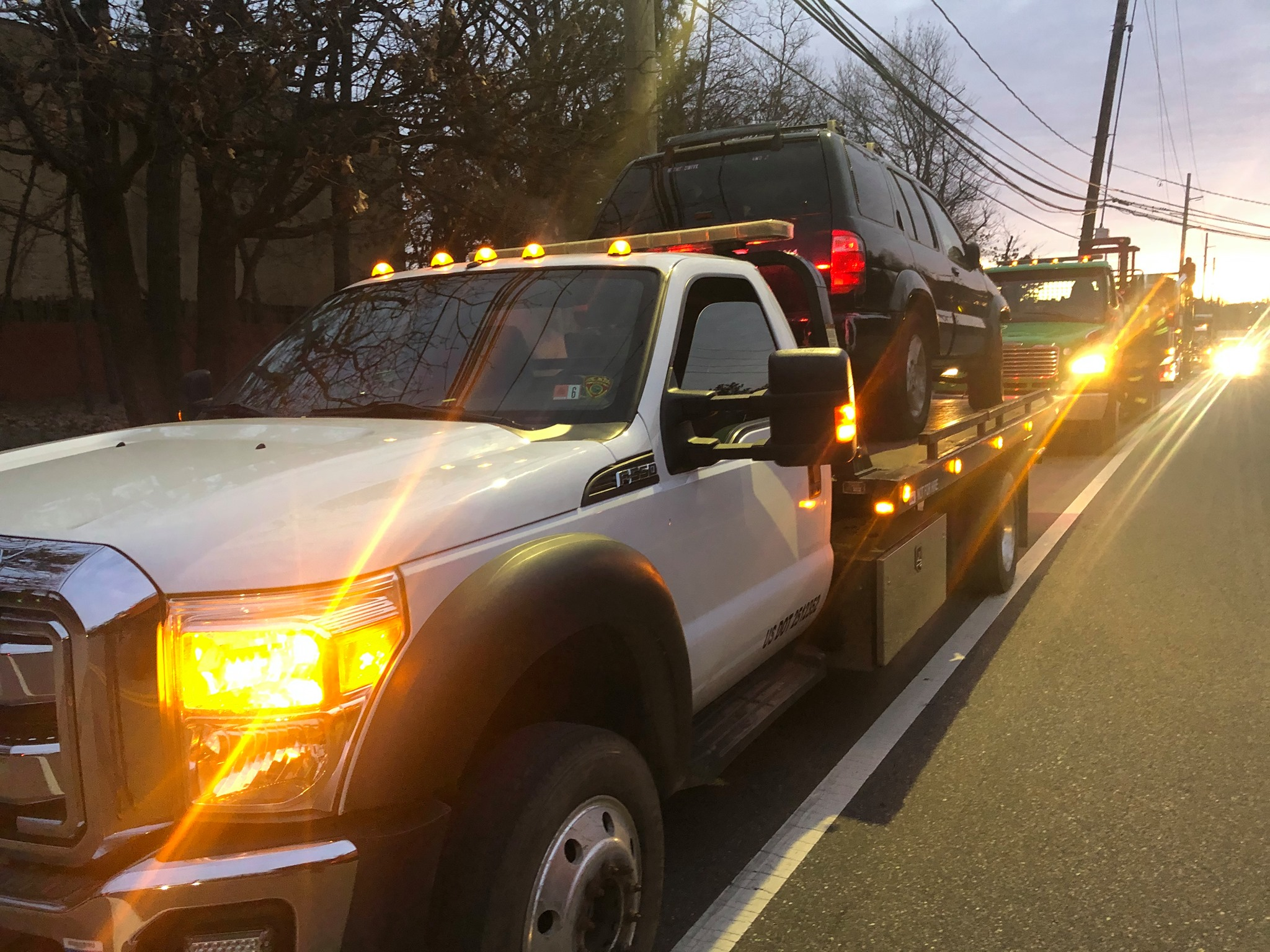 towing service Shirley NY
